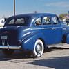 Buick 1940 4dr sedan rr rt