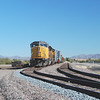 2011-01-14 Gila Bend Union Pacific engines