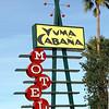 2011-01-14 Yuma Cabana sign1
