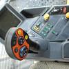 CLAAS Lexion 570 interior controls Mr Sulu