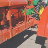 Allis Chalmers 1937 WC side lf detail