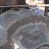 Bullock crawler engine clutch housing