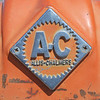 Allis Chalmers D10 w blade ft badge