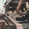 Bullock crawler engine ft lf detail