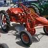 Allis-Chalmers G w mounted plow ft rt
