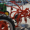 Allis-Chalmers G w mounted plow rr rt