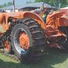 Allis-Chalmers 1945 WD propane w track drive conver rr lf
