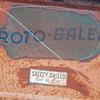 Allis-Chalmers Roto-baler logo