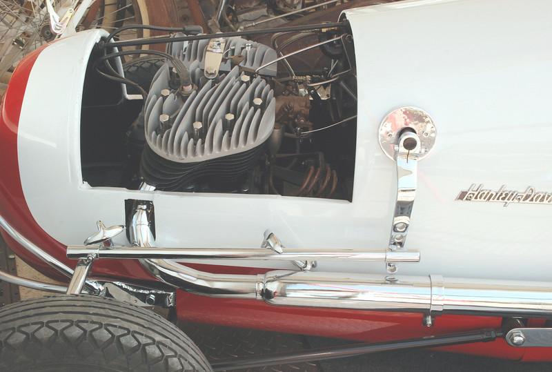 3-4 Midget w HD 45 engine lf