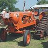 Allis-Chalmers 1945 WD propane w track drive conver ft lf