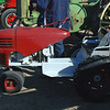 Brownie Tractor by Allan Hershell Company side lf
