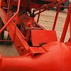 Allis-Chalmers 1937 WC frame rail rr lf