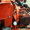 Allis-Chalmers G w deck mower engine ft lf