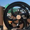 Allan Oil Engine 1903c flywheel