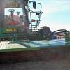 John Deere 2013c R450 windrower front