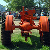 Allis-Chalmers 1937 WC non streamlined rear
