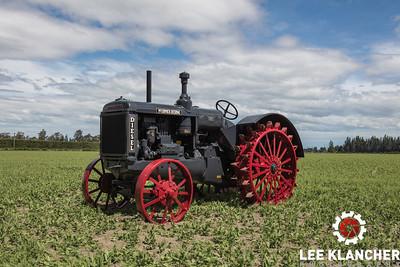 McCormick-Deering WD40 Diesel