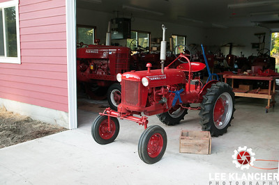 1947 Farmall Cub