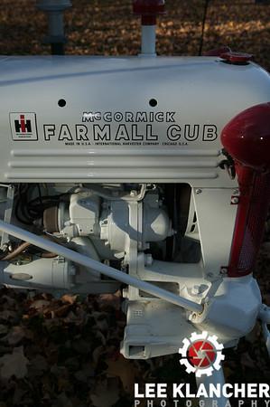 1950 Farmall Cub Demonstrator