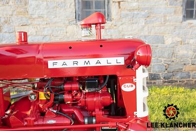 Farmall Cub Forklift