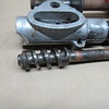 Old steering gear worm and housing - Not re used