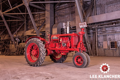 Orion Samuelson's 1939 Farmall F-20