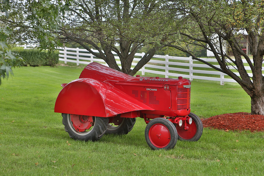 McCormick O-6 owned by Gerry Forsythe.