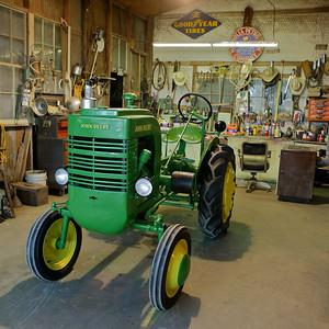 Charles Klein farm in Stonewall, Texas.
