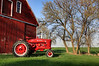 Print#109 Red Barn Farmall M