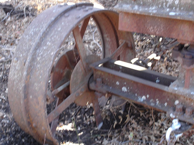 Rumely Model F Relocation 02-11-06 015