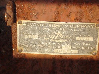 Rumely 18 35 Model F Meridian Jan 01 2006 059