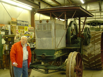 Tractor Trip to Ohio Nov 2007 031