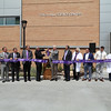 H. Tracy Hall Science Center Ribbon Cutting