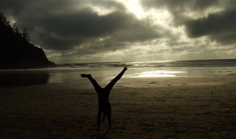 Tracy McFarlane - Short Sands Beach, Oregon
