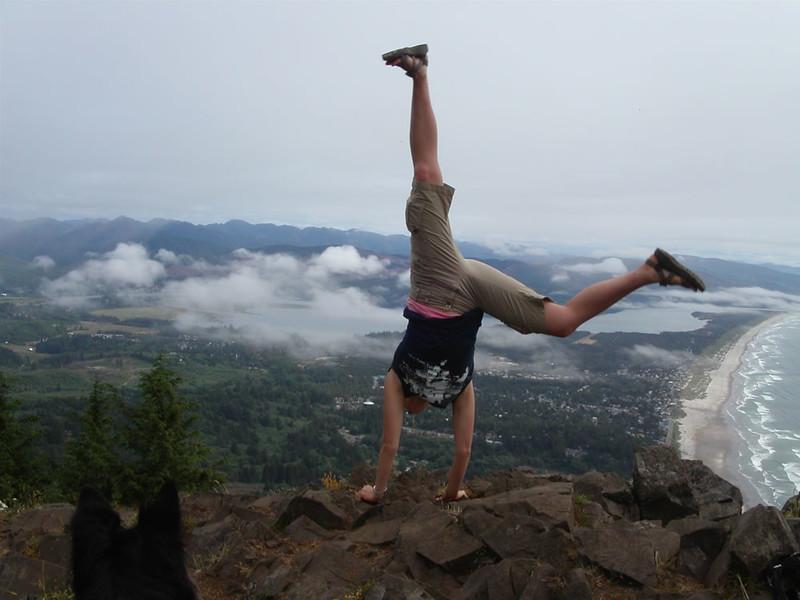 Tracy McFarlane - Neahkahnie Mountain, Oregon