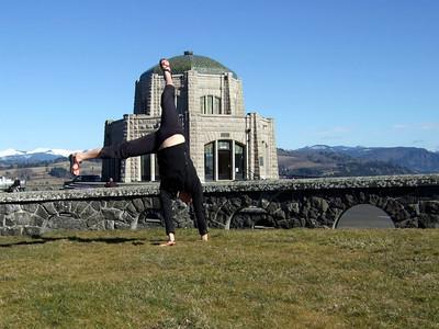 Tracy McFarlane - Vista House - Corbett, Oregon
