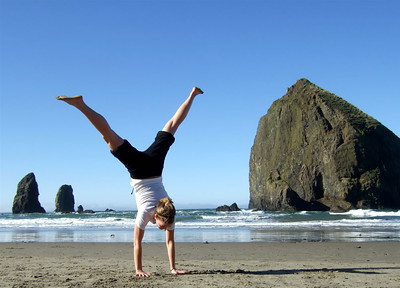 Tracy Mcfarlane - Cannon Beach, Oregon