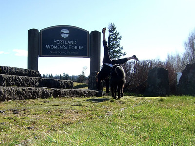 Tracy McFarlane - Portland Women's Forum Viewpoint - Corbett, Oregon