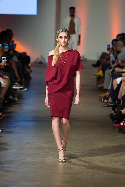 Ragtrade Fashion Show 2017 -  Designer: Tracy Nicole