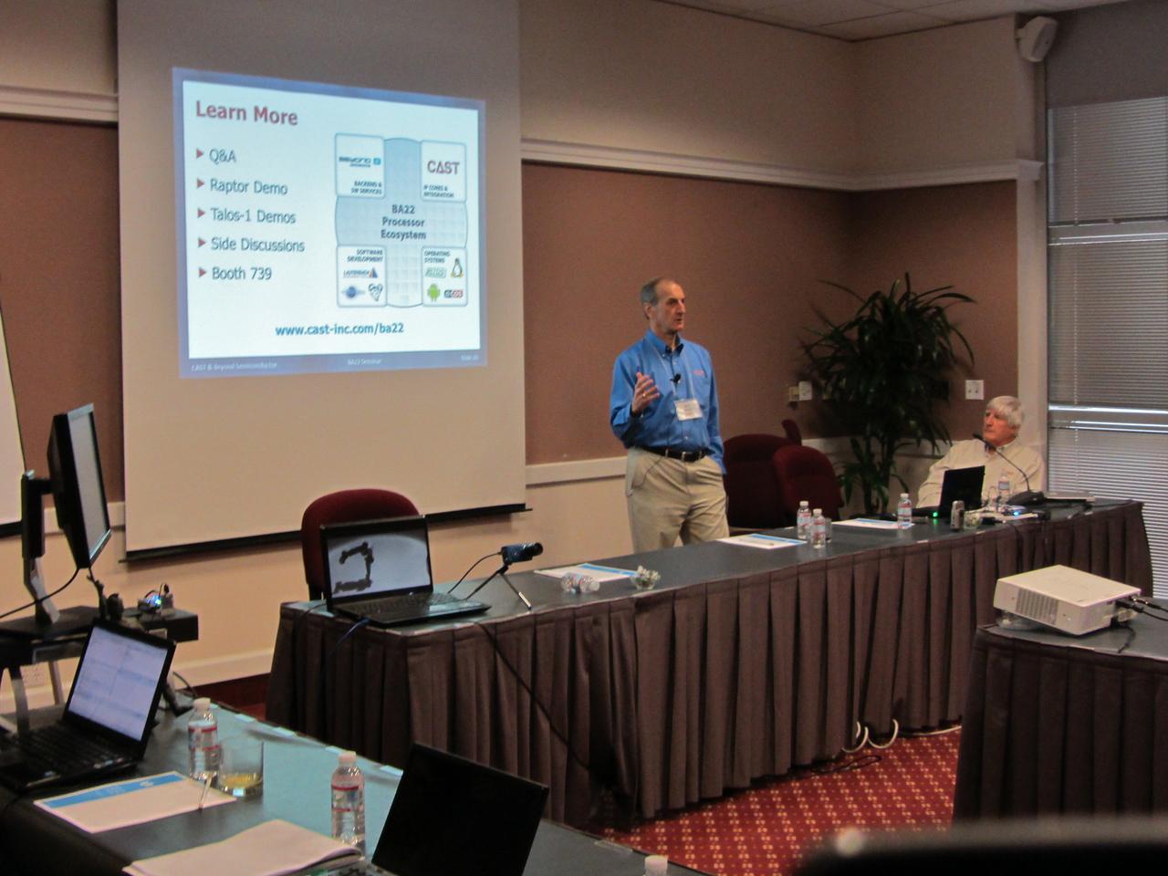 DCon12 Seminar - 14