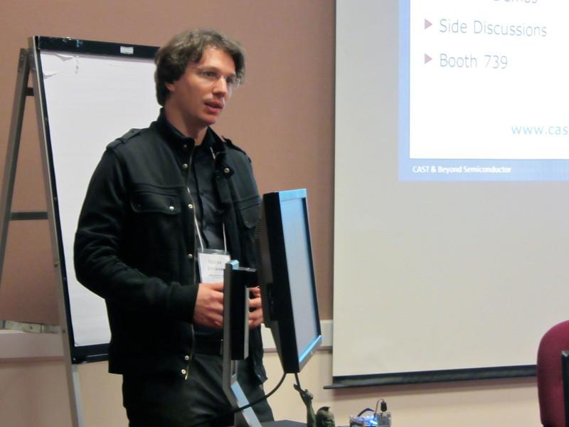 DCon12 Seminar - 15
