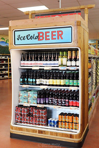 Portland Trader Joe's Cold Beer