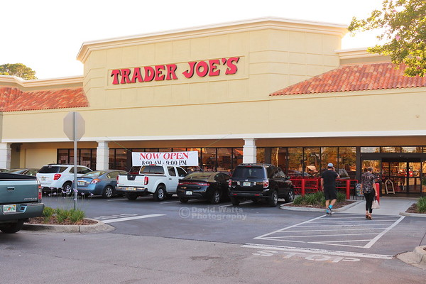 Trader Joe's, Jacksonville, Florida (west)