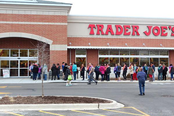 Schaumburg Trader Joe's Store Grand Opening