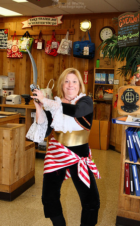 Lookout... Karen is a pirate! Pirates are a favorite here, at store 680. Img_0539_1
