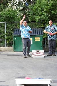 Bags Tournament Fern vs. Kevin