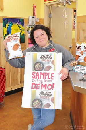 February Food Demo Challenge