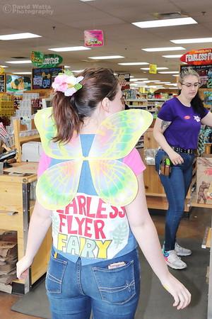 Trader Joe's Fearless Flyer Fairy