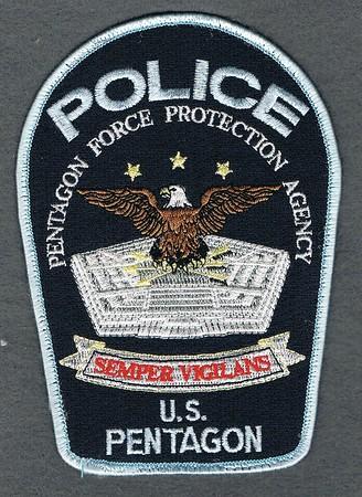 PENTAGON POLICE USED
