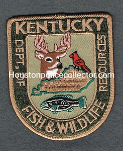 KENTUCKY FISH AND WILDLIFE